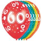 Verjaardag versiering 60 jaar