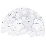 Witte Confetti - 1 Kilo