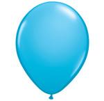 Blauwe versiering