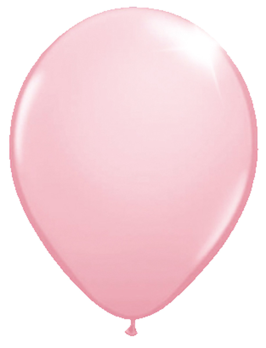 Baby roze versiering
