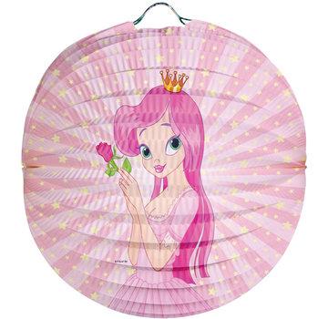 Lampion Prinses 22cm - per stuk