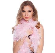 Luxe Roze Boa - 180cm