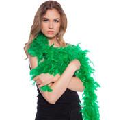 Luxe Boa Groen - 180cm