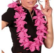 Hawaii Krans Roze - 9,5cm