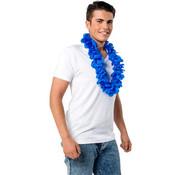 Hawaii Krans Neon Blauw - 9,5cm