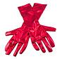 Handschoenen metallic rood