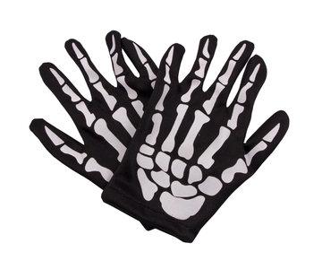 Skelet Handschoenen Kindermaat