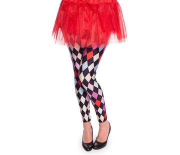 Legging Clown Ruitjes