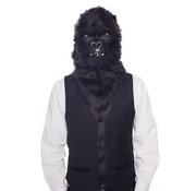 Gorilla Masker met Bewegende Mond