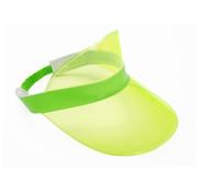 Zonneklep Neon Groen
