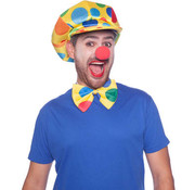 Rode Clowns Feestneus