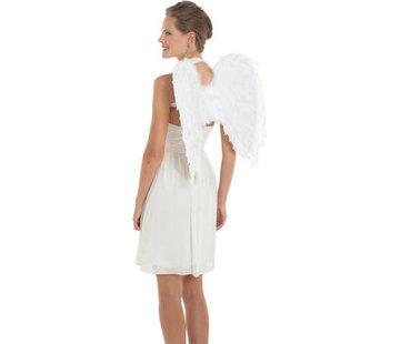 Vleugels Wit 50x50cm
