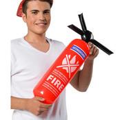 Opblaasbare Brandweer Blusser - 60cm