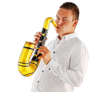 Opblaasbare Saxofoon - 55cm