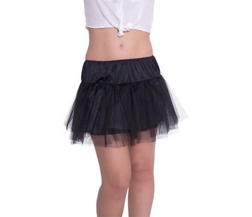 Tutu Zwart - One Size Fits All