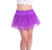 Tutu Paars - One Size Fits All