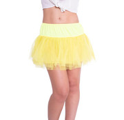 Tutu Geel - One Size Fits All