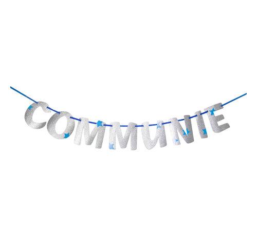 Communie Jongen Letterslinger - 1m