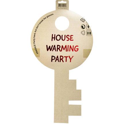 Goedkoop housewarming feestartikelen online kopen