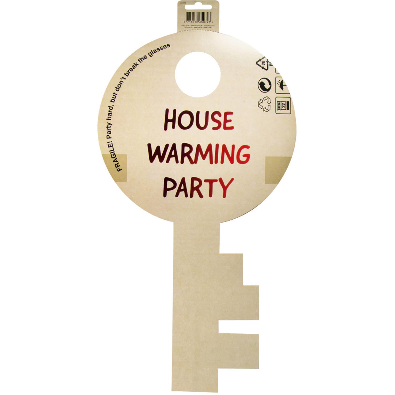 Housewarming versiering
