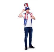 USA Party Kleding Set