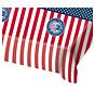 USA Party Tafelkleed 130 x 180cm - per stuk