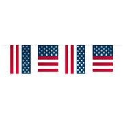 USA Party Vlaggenlijn - 10m