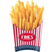 USA Party French Fries Bakjes - 4 stuks