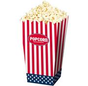 USA Party Popcornbakjes - 4 stuks