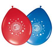 USA Party Ballonnen - 8 stuks