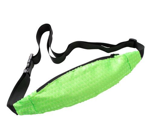 Heuptasje Neon Groen - per stuk
