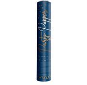 Confetti Kanon Luxe Blauw - 28cm