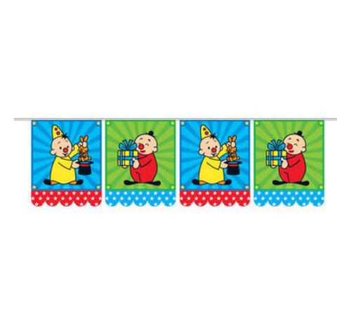 Bumba Vlaggenlijn Vierkant - 6 meter