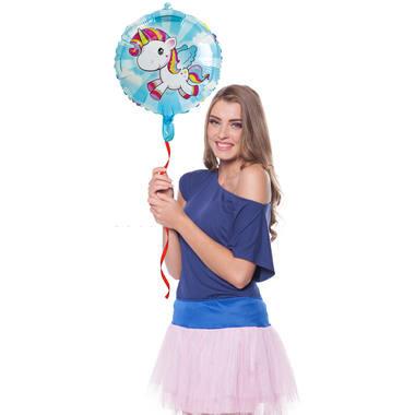Eenhoorn ballon kinderfeestje