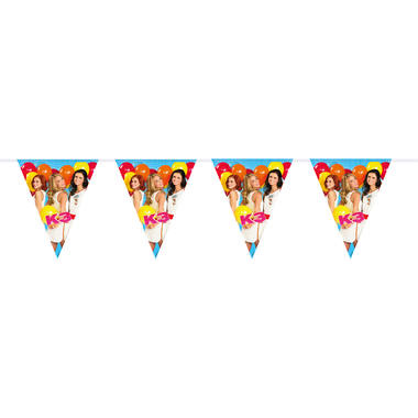 vlaggetjes k3 kinderverjaardag