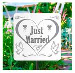 Bruiloft tuinversiering