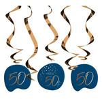 Luxe versiering 50 jaar