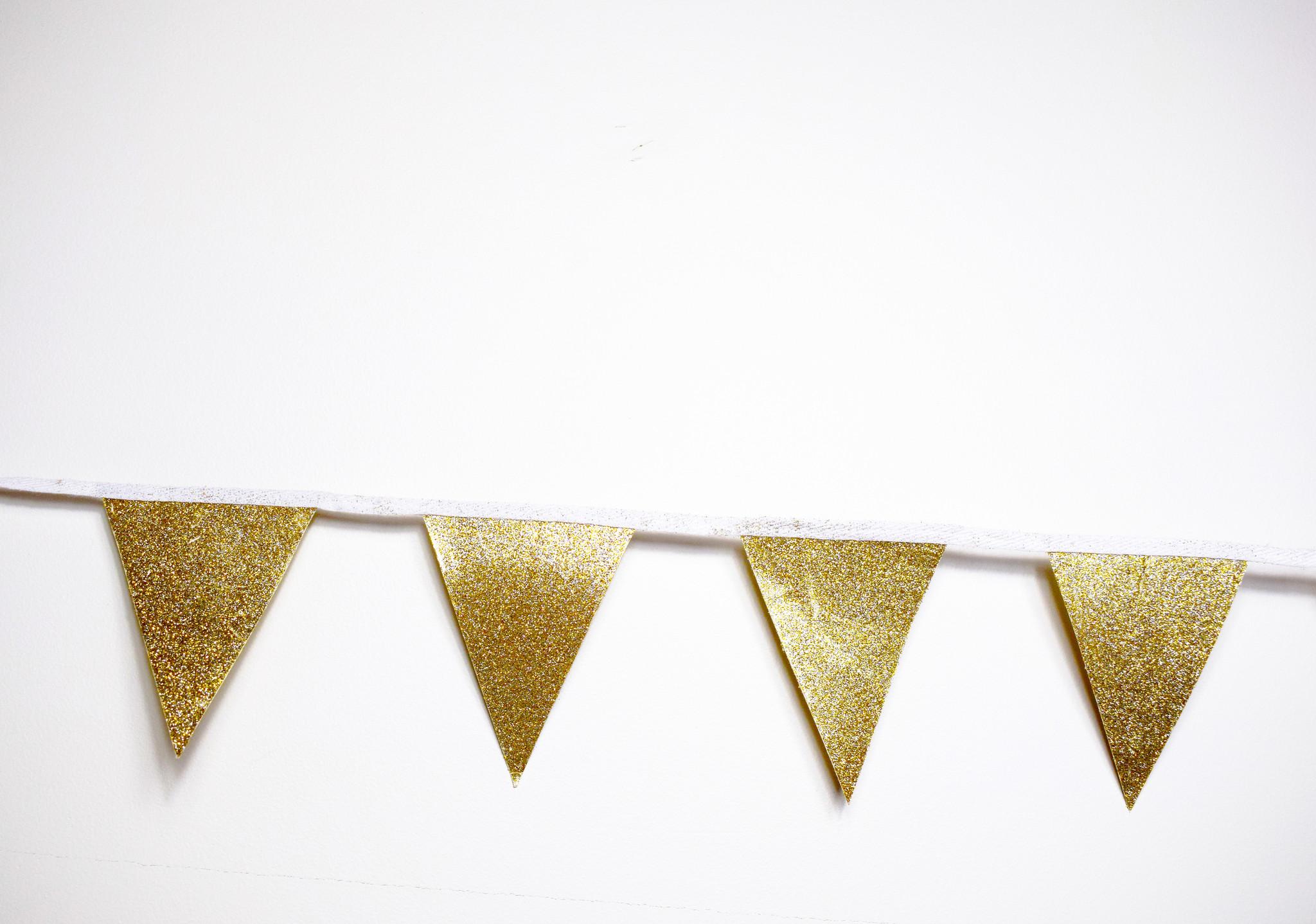 Gouden slingers