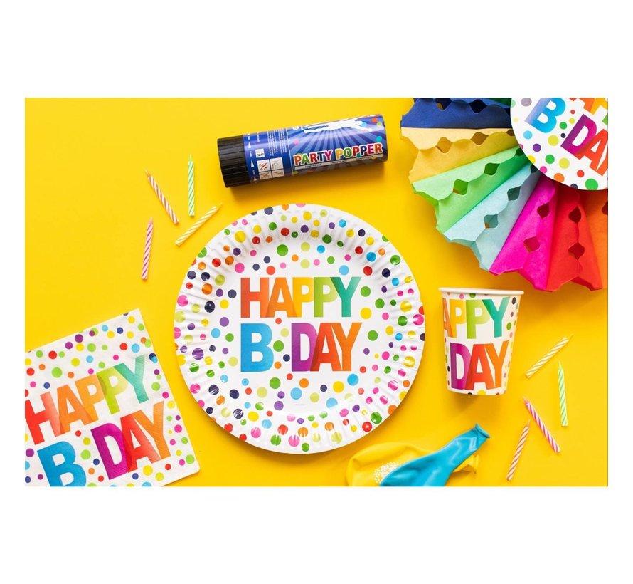 Feestpakket Online Verjaardag - per stuk