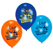 Meerkleurige Ballonnen Toy Story 28cm - 5 stuks