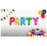 Folieballonnen Set PARTY