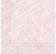 Servetten Papier Composteerbaar Roze - 20 stuks