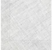 Servetten Papier Composteerbaar Grijs - 20 stuks