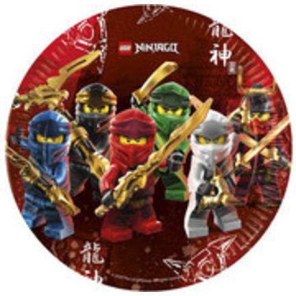 Goedkoop LEGO Ninjago feestversiering online kopen