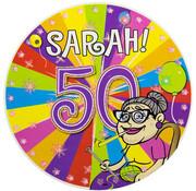 Sarah Button Led - per  stuk