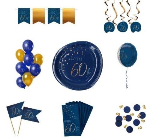 Luxe Feestpakket 60 jaar voor hem