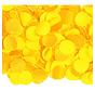 Luxe confetti geel - 1 kg