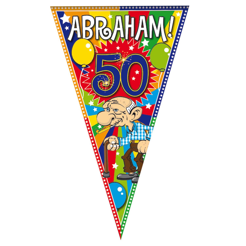 Abraham versiering