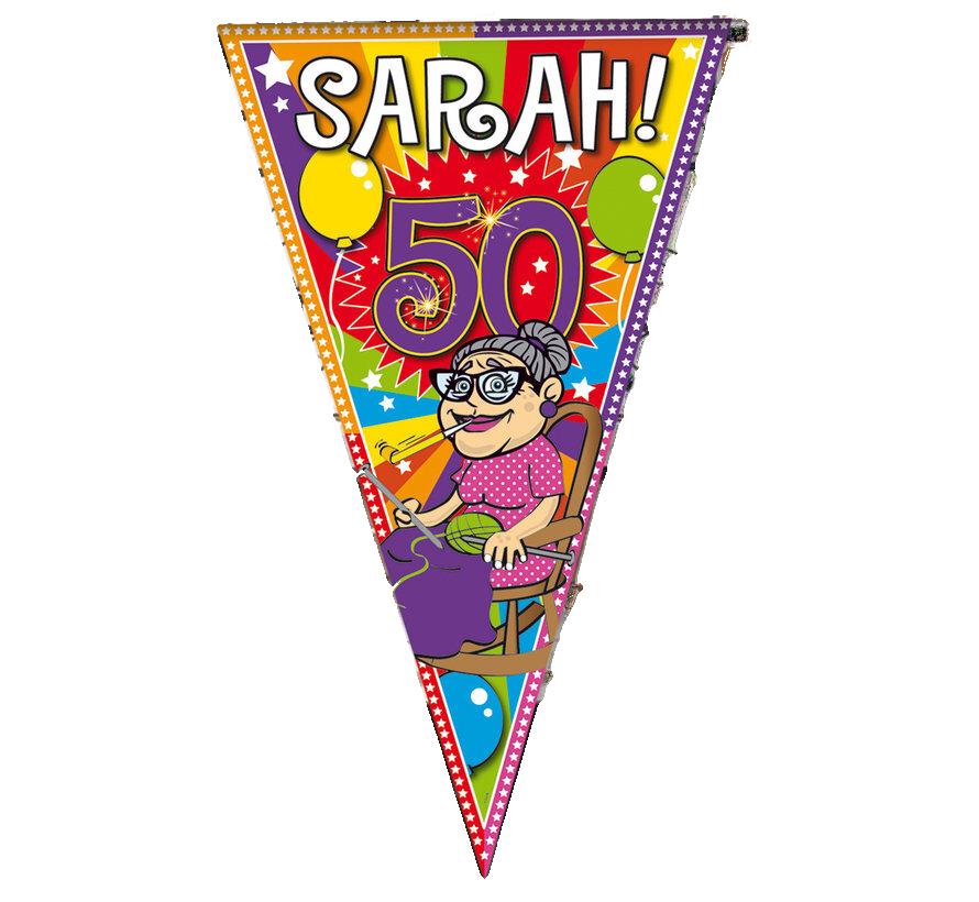 Sarah Versiering