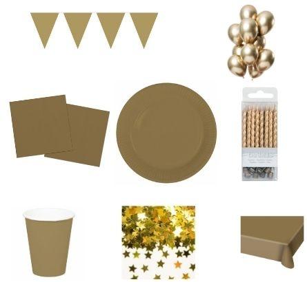 Gouden feestpakketten